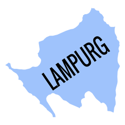 Lampurg province map
