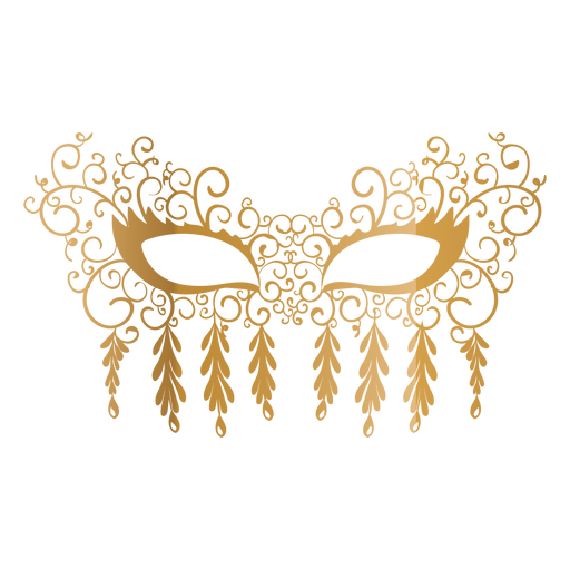 masquerade mask transparent