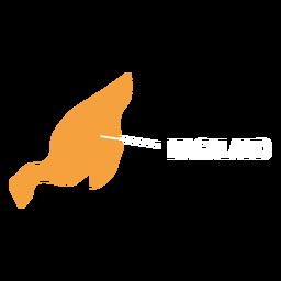 Nagaland state map