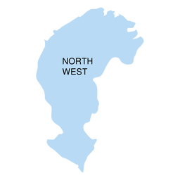 North west district map