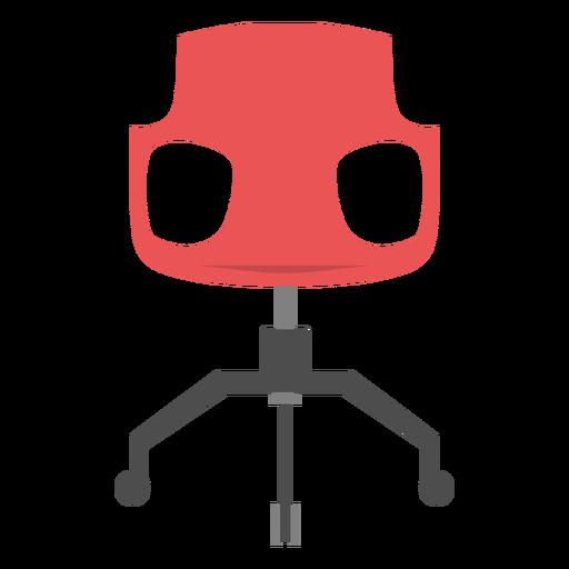 Icono de silla de oficina elementos de oficina Transparent PNG