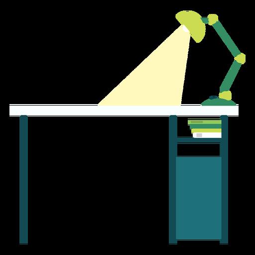 Ilustración de escritorio de oficina Transparent PNG