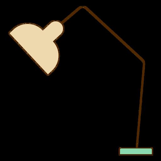 Oficina escritorio lámpara icono elementos de oficina Transparent PNG