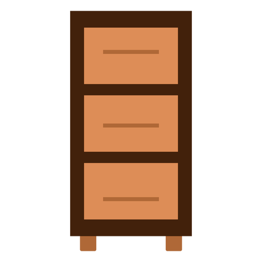 Office drawer clipart Transparent PNG