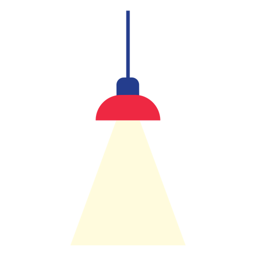 Office hanging lamp clipart Transparent PNG
