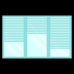 Clipart de janelas de escritório