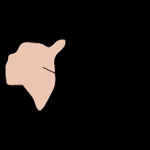 Ostfold county map