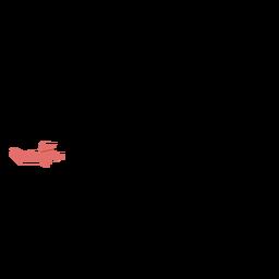 Prince edward island province map