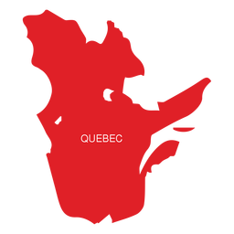 Quebec province map