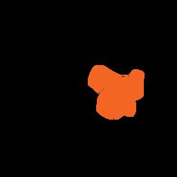 Tasmanien-Staatskarte