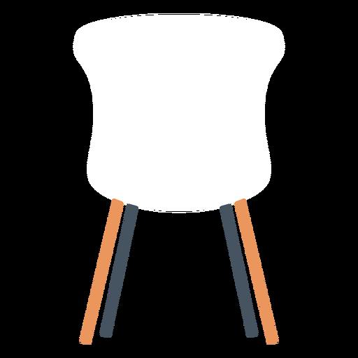 Imágenes prediseñadas de silla de oficina blanca Transparent PNG
