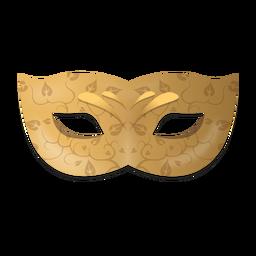 Máscara de carnaval de vid