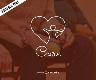 Design de logotipo de saúde