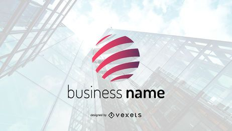 Business company logo template
