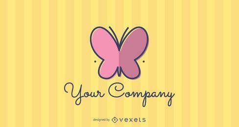 Plantilla de logotipo de empresa ambiental