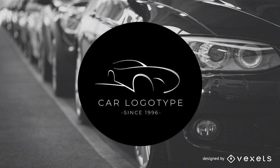Auto Logo Logo Vorlage