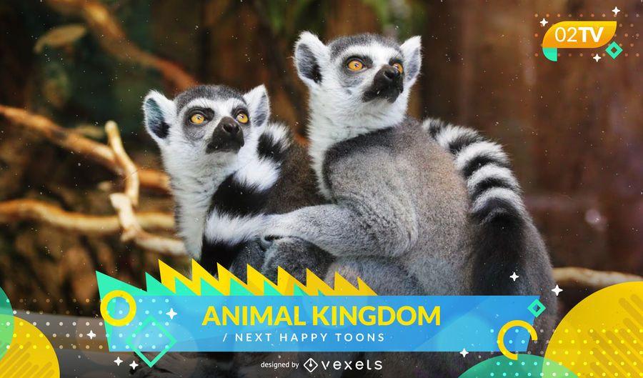 Animal show de televisão programa próximo