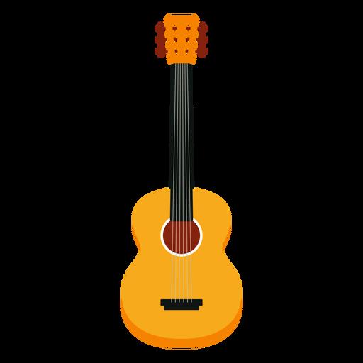 Icono de instrumento musical de guitarra acústica Transparent PNG