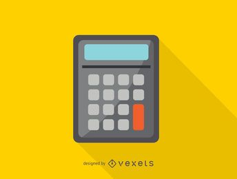 Ícone calculadora simples
