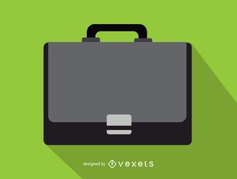Icono de maletín de negocios