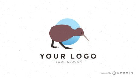 Kiwi bird logo