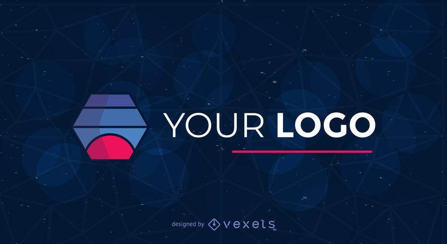Technologie-Business-Logo