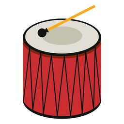 Davul drum musical instrument icon
