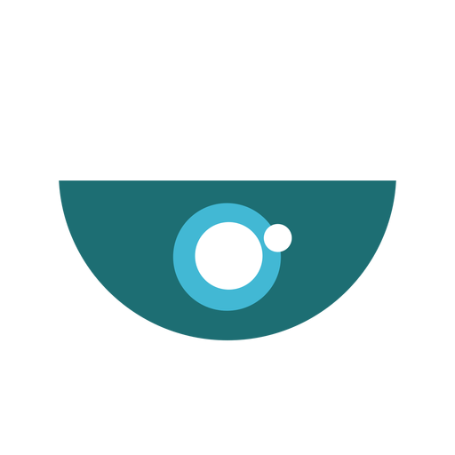 Ilustración de cámara de seguridad de cúpula Transparent PNG
