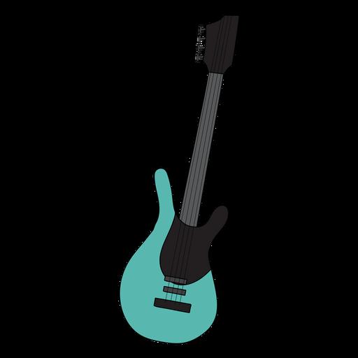 Electric guitar musical instrument doodle Transparent PNG