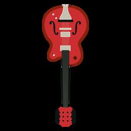 Ícone de instrumento musical de guitarra