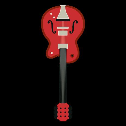 Icono de instrumento musical de guitarra eléctrica Transparent PNG