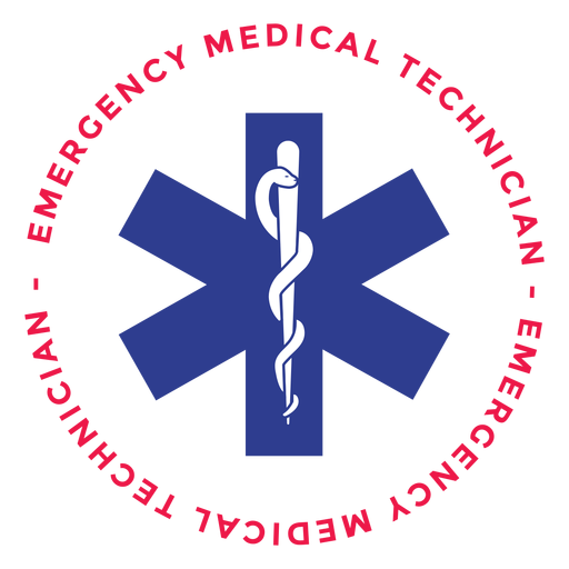 Emergency medical technician badge Transparent PNG