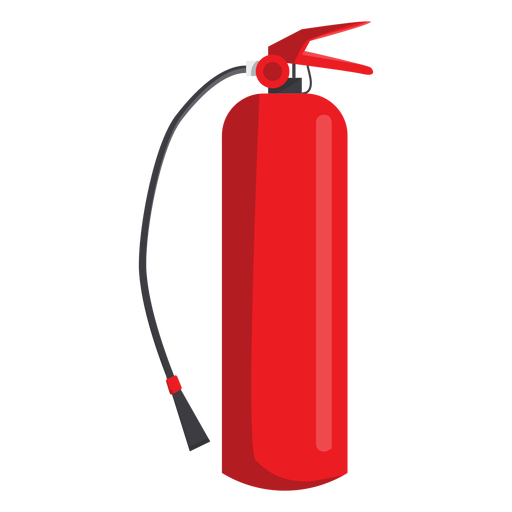 Fire extinguisher illustration Transparent PNG