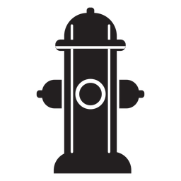 Icono de la boca de incendios