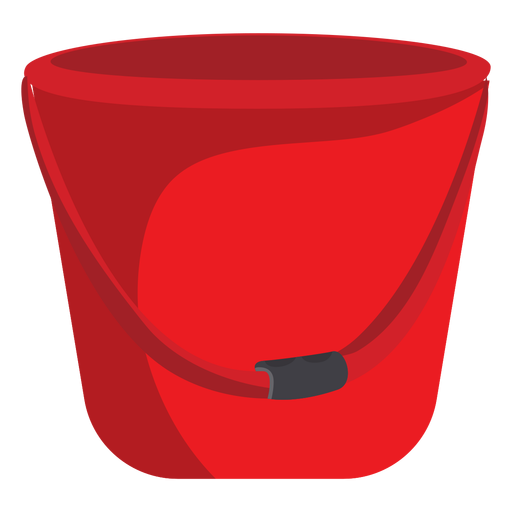 Firefighter bucket illustration Transparent PNG