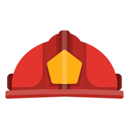 Firefighter hat clipart