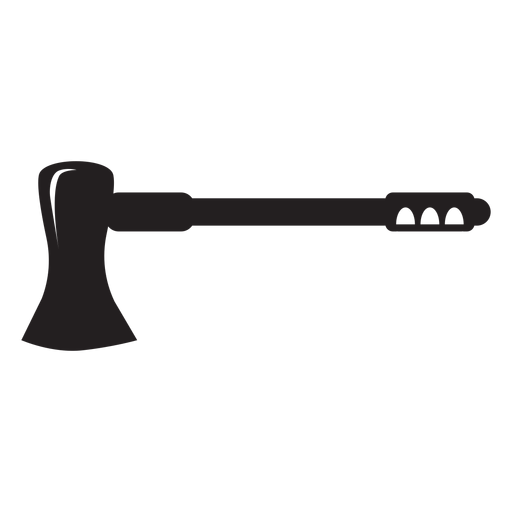 Firefighter hatchet icon Transparent PNG