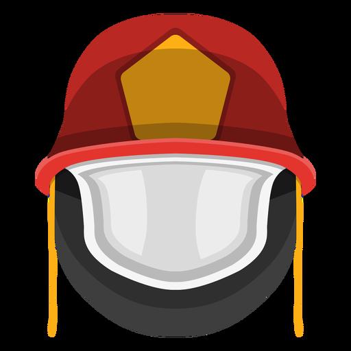 Firefighter helmet clipart