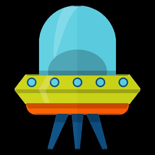 Ilustração de disco voador Transparent PNG