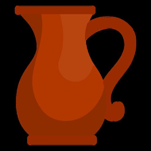 Hanukkah oil jug icon Transparent PNG