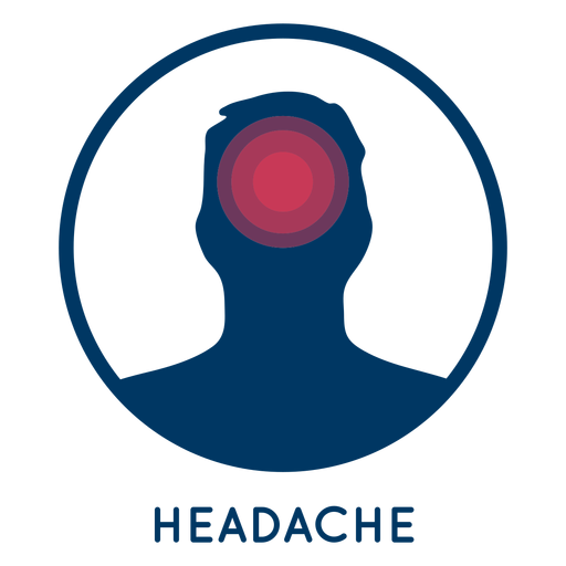 Headache icon Transparent PNG