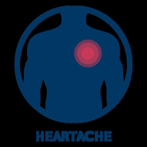 Heartache icon Transparent PNG
