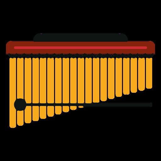 Icono de instrumento musical marca arbol Transparent PNG