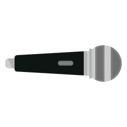 Icono de micrófono de micrófono