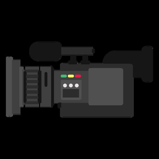 Ilustración de cámara de noticias móvil Transparent PNG