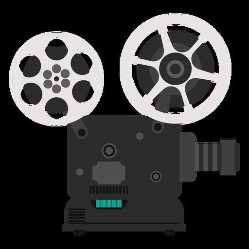 Ilustração projetor de filme Transparent PNG
