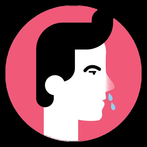 Symbol für laufende Nasenkrankheitssymptome Transparent PNG