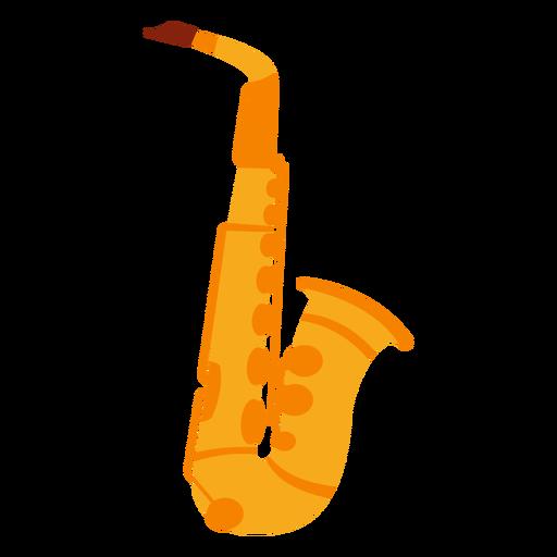 Icono de instrumento musical de saxofón Transparent PNG