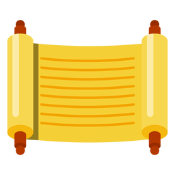 Sefer Torah-Scroll-Symbol