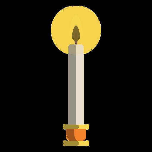 Icono de vela de Shamash Transparent PNG
